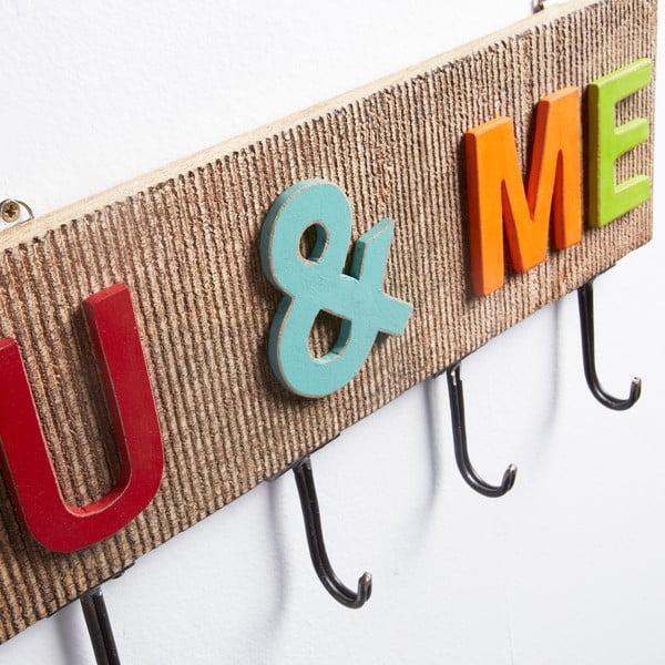 Wieszak U & Me