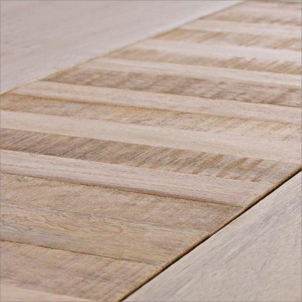 Stolik z drewna mangowca Bizzotto Dexter, 120 x 70 cm