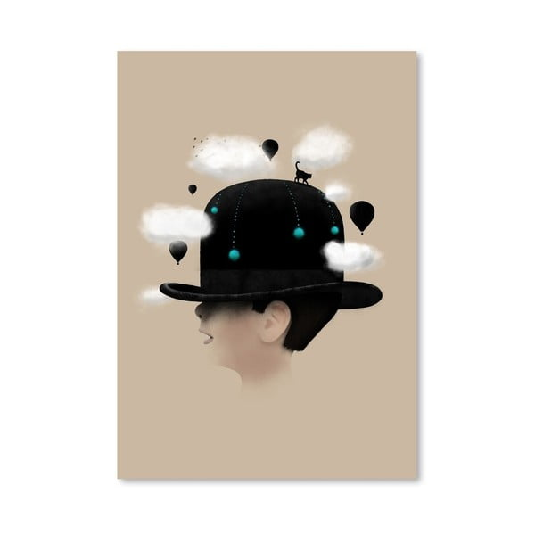Plakat Dreaming, 30x42 cm