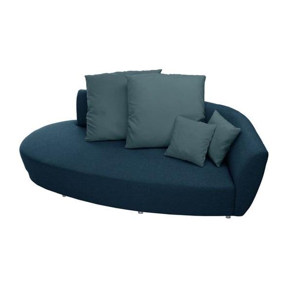Sofa trzyosobowa z oparciem po prawej stronie Viotti Turquoise