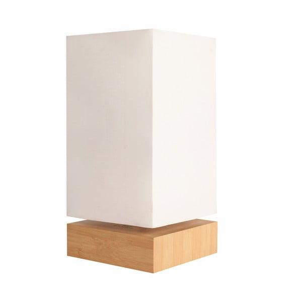 Lampa Beech Click Clock z budzikiem z białym LED