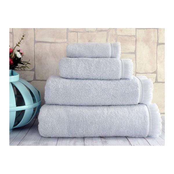 Szary ręcznik Irya Home Superior, 30x50 cm
