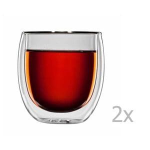 Zestaw 2   szklanek na herbatę bloomix Tanger