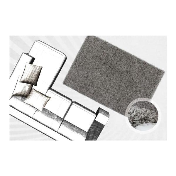 Dywan Guardian 128 Silver, 200x140 cm