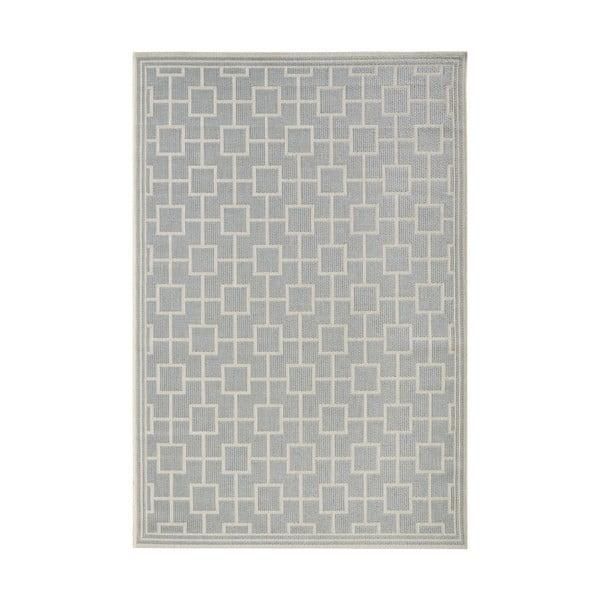 Szary dywan Botany, 160x230cm