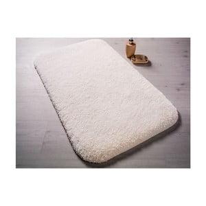 Biały dywanik łazienkowy Confetti Bathmats Miami, 57x100 cm