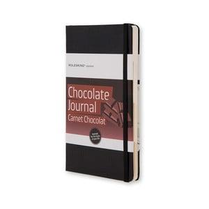 Dziennik Moleskine dla czekoladoholików