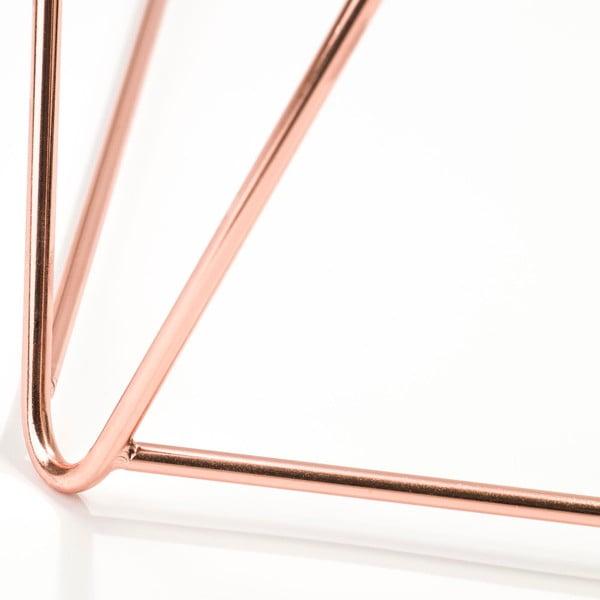 Podstawa stołu Standart Copper, 70x70 cm