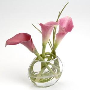 Sztuczne kwiaty w wazonie Water