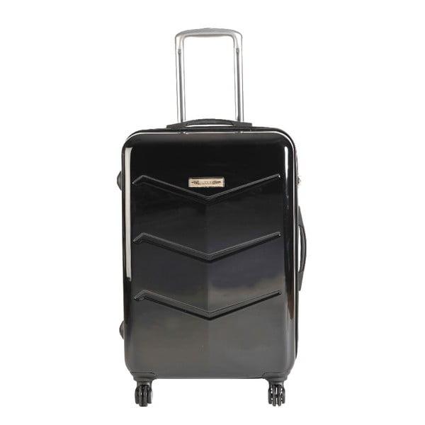 Zestaw 3 walizek podróżnych Majestik Black