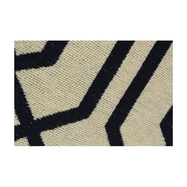 Granatowy dywan Ya Rugs Kenar, 60x90cm