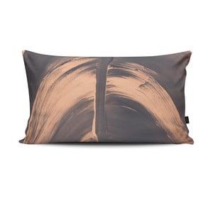 Poduszka Cirdvide Grey Pink, 47x28 cm