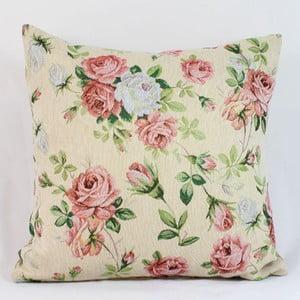 Poszewka na poduszkę Rose Romance, 40x40 cm