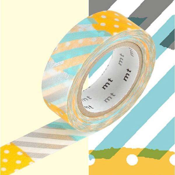 Taśma dekoracyjna washi MT Masking Tape Diane, dł.10m