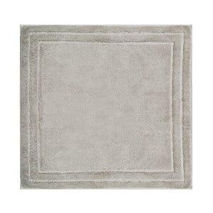 Szarobeżowy dywanik łazienkowy Aquanova Riga, 60x60 cm