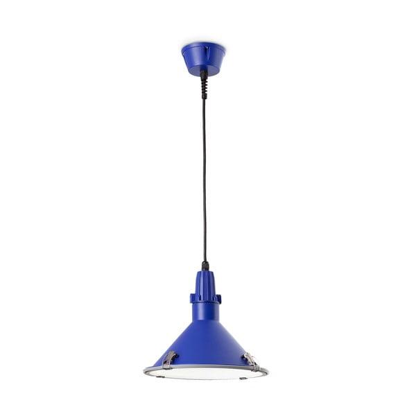 Lampa sufitowa wisząca Bell Blu