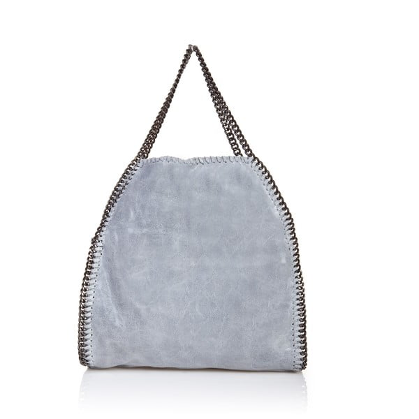 Skórzana torebka Markese 126 Grey