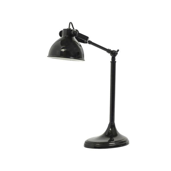 Lampa stołowa Campus, czarna