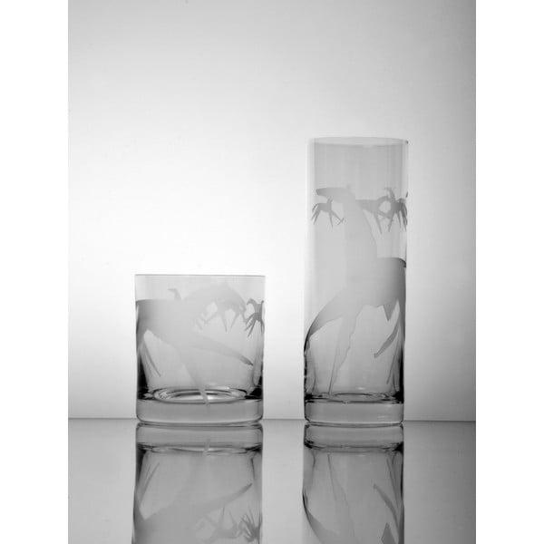 Szklanki Konie III, 340 ml, 2 szt.