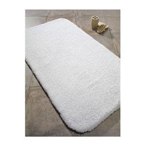 Biały dywanik łazienkowy Confetti Bathmats Organic 1500, 60x70 cm