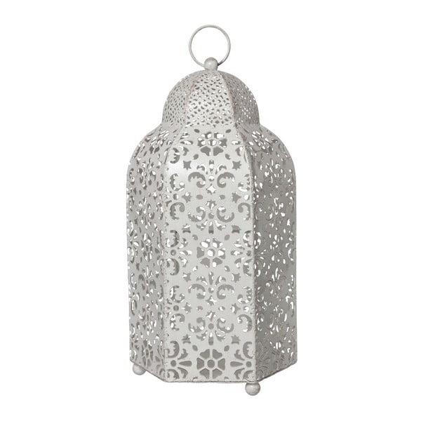 Lampion Tanger White, 31,5 cm