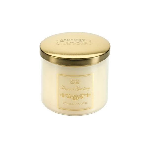 Świeczka Vanilla Cookie, 50 godzin