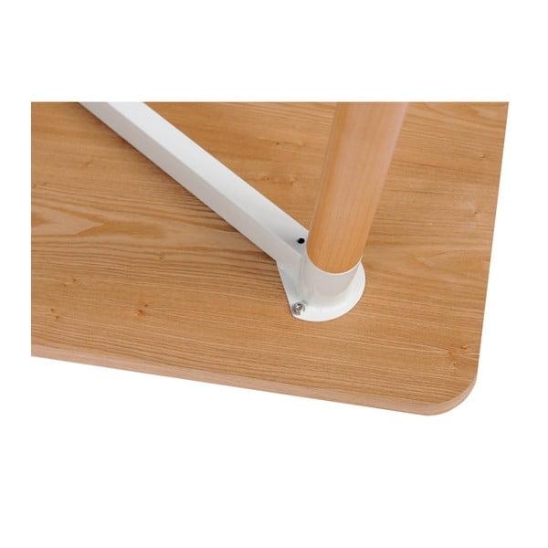 Stół D2 Copine, 160x80 cm, naturalny