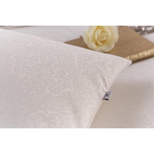 Pościel na łóżko dwuososbowe Renaissance Cream, 230x200 cm