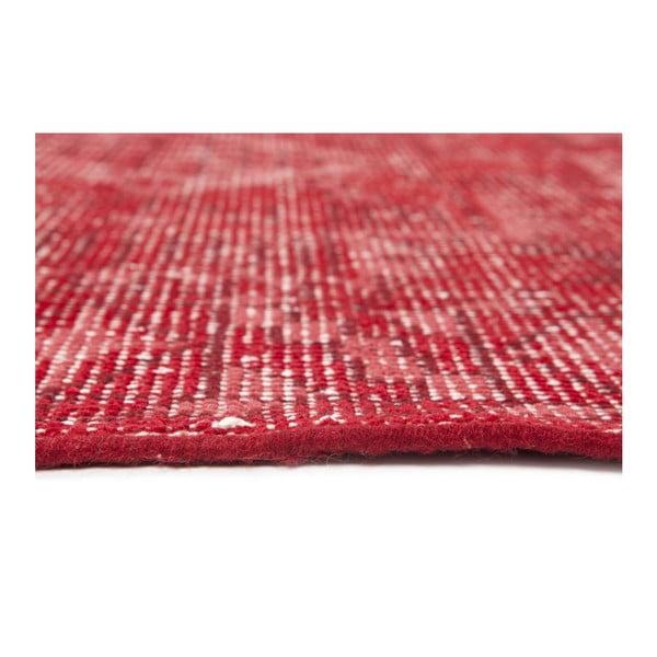 Dywan wełniany Sentimental Red,160x230cm
