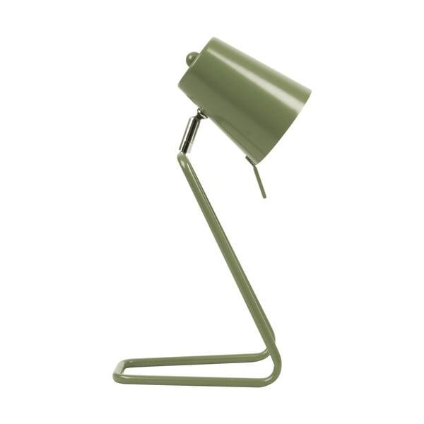 Zielona lampa stołowa ETH Zet