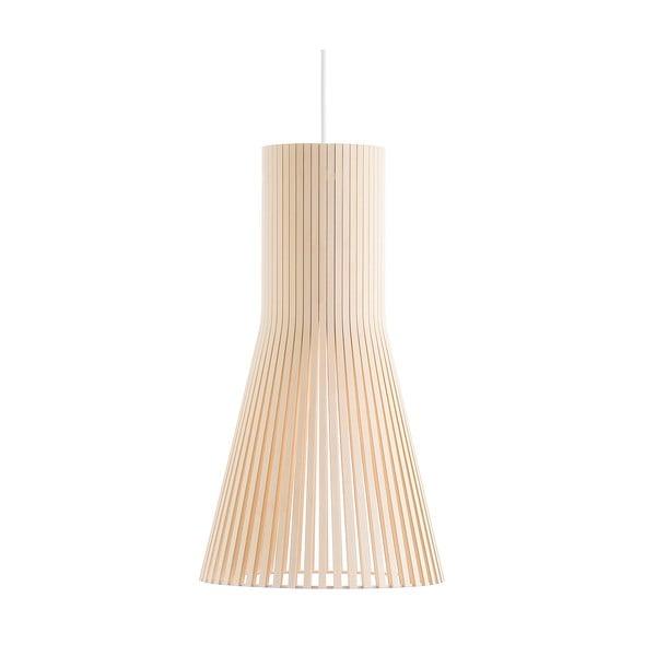 Lampa wisząca Secto 4201 Birch, 45 cm