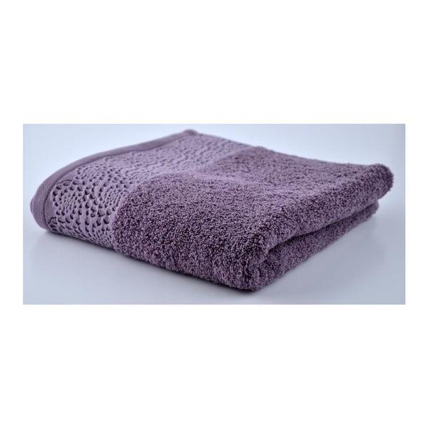 Ręcznik Maria Antonina 70x140 cm, ametyst