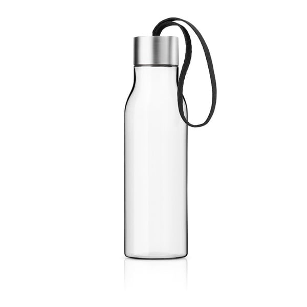 Butelka na wodę Eva Solo Black, 0,5l