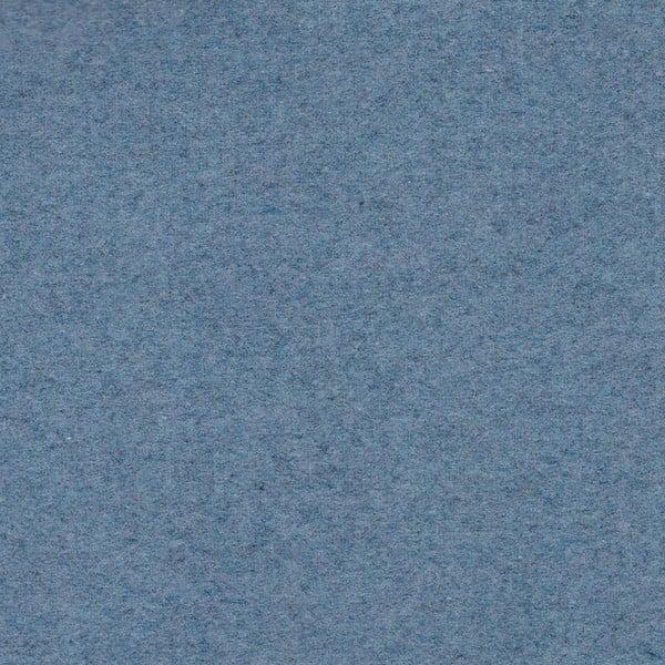 Niebieski fotel Softline Fold