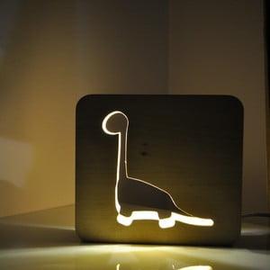 Lampka dziecięca Creative Gifts Dinosaur