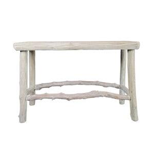 Stolik drewniany Morrice, 68x24 cm