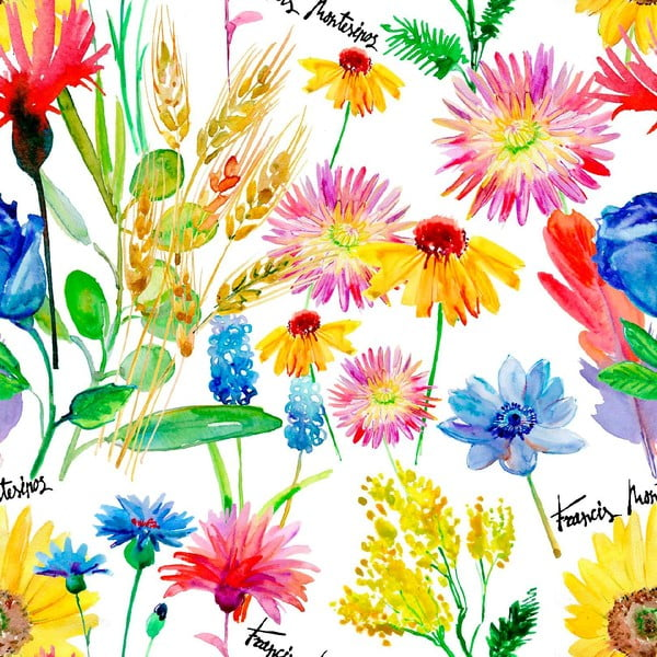Pościel Angelica Multi, 240x220 cm