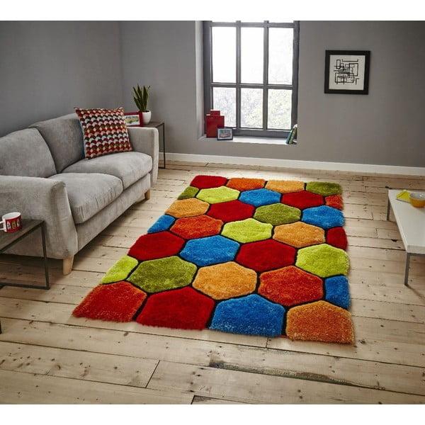 Kolorowy dywan Think Rugs Noble House 120x170 cm