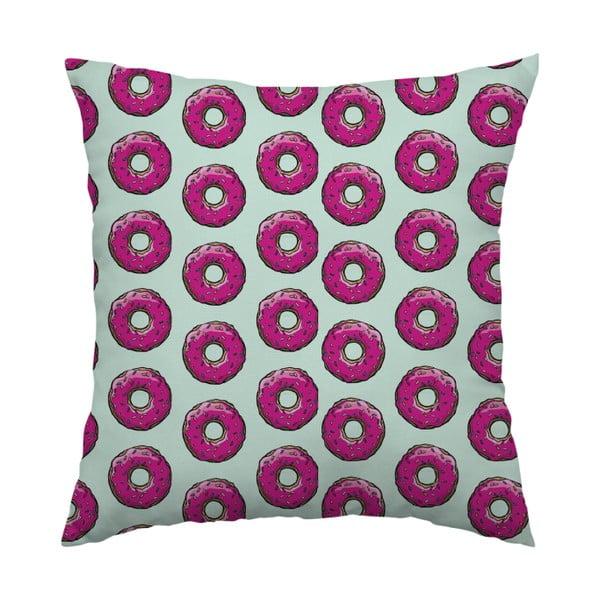 Poduszka Donut Love, 40x40 cm