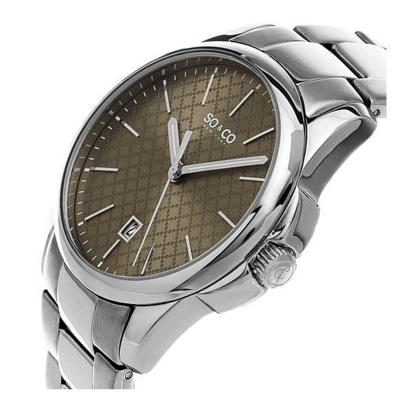Zegarek męski Madison Harmony Khaki