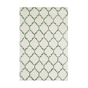Dywan Chain Green, 122x183 cm