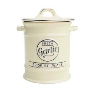 Kremowy pojemnik porcelanowy na czosnek T&G Woodware Pride of Place