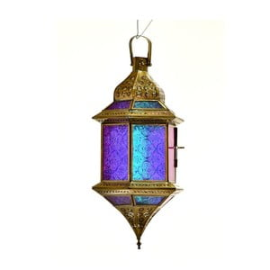 Lampion arabski Goa 19x37 cm
