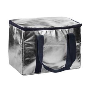 Torba termiczna w kolorze srebra Butlers Keep Cool