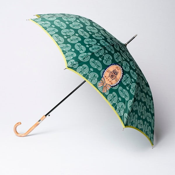 Parasol Alvarez Cashmere Green Illustration