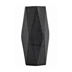 Wazon Geometry Tall Black