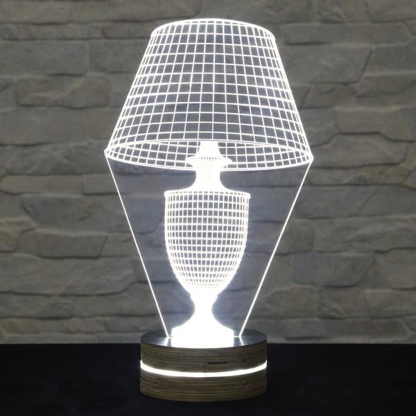 Lampa 3D stołowa Lamp
