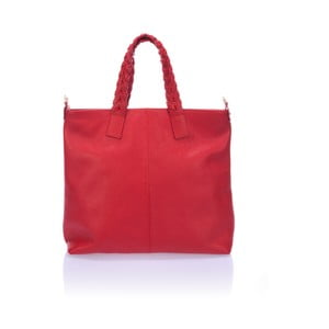 Czerwona torebka skórzana  Lisa Minardi Elisa