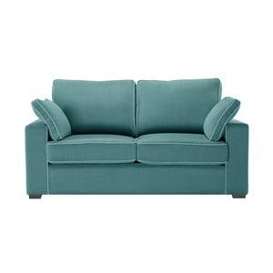 Sofa 2-osobowa Jalouse Maison Serena, niebieska