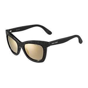 Okulary przeciwsłoneczne Jimmy Choo Flash Black/Bronze
